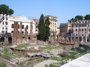 Area Sacra, Roma
