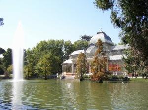Parque del Retiro, Madrid (2005)
