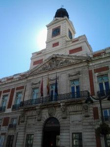Puerta del Sol, Madrid (18.9.2013)