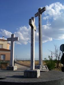 Inicio del Via Crucis, PSP