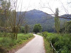 Parque Natural de la Garrotxa (La Fageda - Sant Miquel de Sacot)