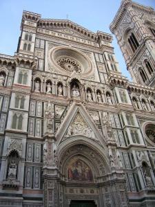 Fachada del Duomo (17.7.2013)