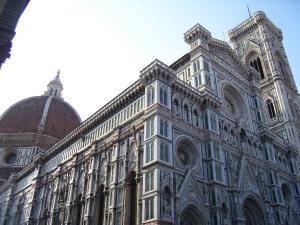 Vista del Duomo por la mañana (18.7.2013)