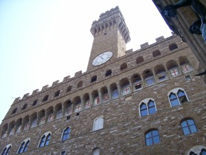 Palazzo Vecchio, Piazza della Signoria