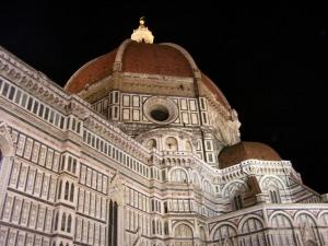 Il Duomo de noche