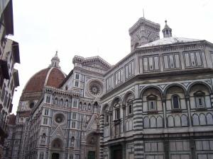 El Duomo, catedral de Florencia
