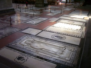Interior de la Basílica di Santa Croce