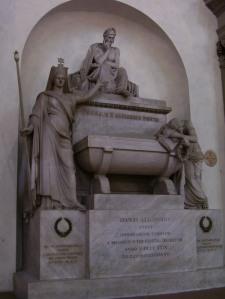 Sepultura de Dante Alighieri