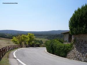Entrada a Monteriggioni (julio de 2013)