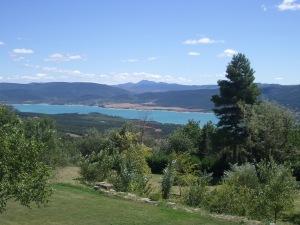 Pantano de Yesa, Navarra (2010)