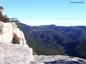 Vistas de la Sierra de Collsacabra (01.12.2013)