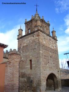 Portería del monasterio (siglos XIII y XVI)