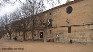 Santuario de la Misericordia, en Borja