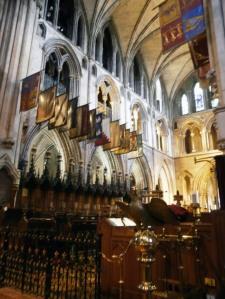 Interior de la Catedral de St Patrick