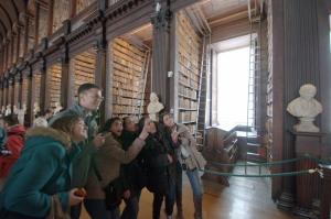 Descubriendo sorpresas en la Antigua Biblioteca