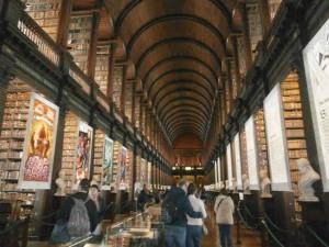 Antigua Biblioteca del Trinity College