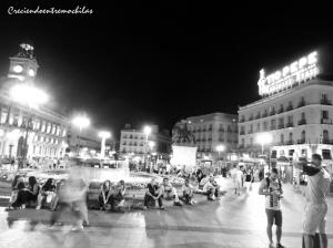 Plaza del Sol y una noche de verano