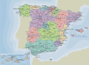 Un recorrido por las 52 provincias españolas