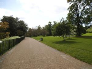 Hyde Park, en Londres (09.05.2014)