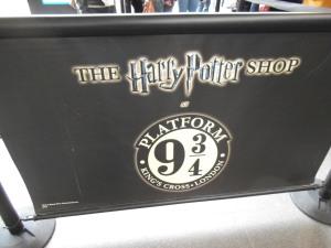 Harry Potter en King's Cross