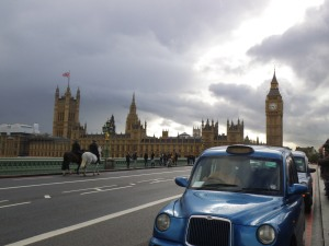 El Big Ben y las Casas del Parlamento