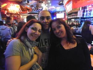 Disfrutando con Arturo y Caro (10.05.2014)