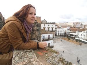 Con mi mente a tres pasos por delante (Extremadura, 11.11.2014)