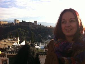 Dejándome llevar... (Granada, 2015)