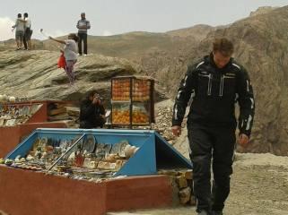 Carlos descubriendo Marruecos