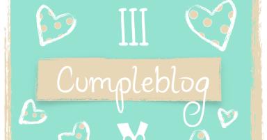 Tercer cumpleblog